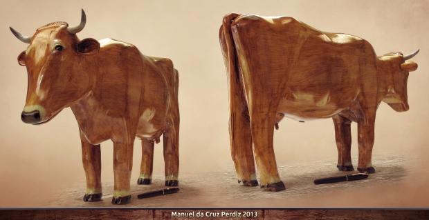 Vaca-frentetras