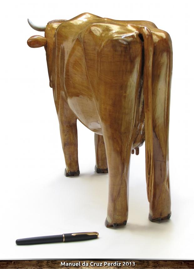 vaca-trás